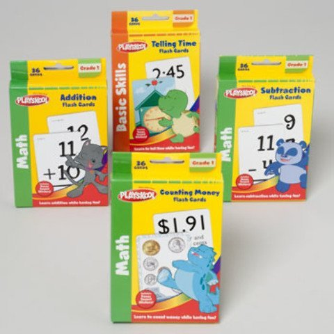 playskool-math-learning-cards-36ct-addition-subraction-in-pdq-case-pack-of-24-by-dollaritemdirect