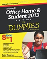 Microsoft Office Home & Student 2013 All-in-One For Dummies