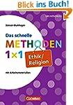 Fachmethoden Grundschule: Methoden 1x...