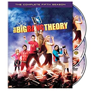 The Big Bang Theory: The Complete Fifth Season: Amazon.ca: Johnny Galecki, Jim Parsons, Kaley Cuoco, Simon Helberg, Kunal Nayyar, Mayim Bialik, Melissa Rauch, Bill Prady Chuck Lorre: DVD