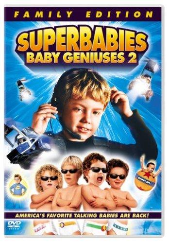 Superbabies - Baby Geniuses 2 (Special Edition) (Best Super Villains)