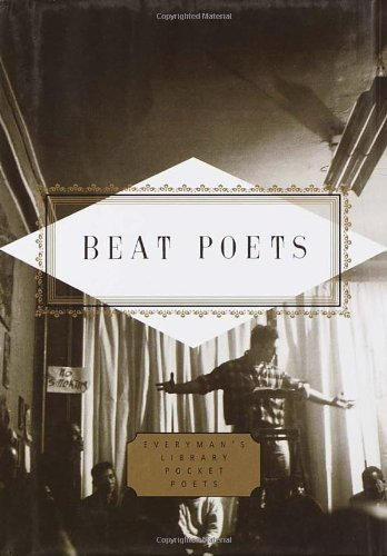 Beat Poets Everyman s Library Pocket Poets