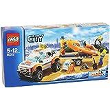LEGO City Coast Guard 60012: 4x4 & Diving Boat