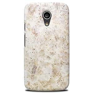 CASE U Mosaic Marble Designer Case for Moto G2
