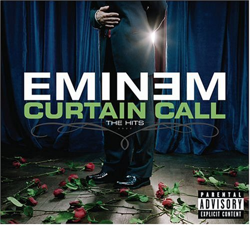 Eminem - Curtain Call - The Hits [2CD deluxe edition] - Zortam Music