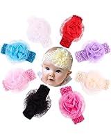 Quest Sweet Baby's Headbands Girl's Headband Head Wear Flower