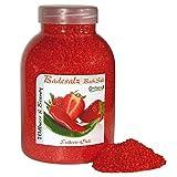 Badesalz Erdbeere, Chili, Camillen 60, Fussbad wärmender...