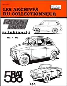 fiat 500: E.T.A.I. (Firm): 9782726899328: Amazon.com: Books