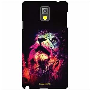 Design Worlds - Samsung Galaxy Note 3 N9000 Designer Back Cover Case - Mult...