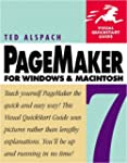 Pagemaker 7 for Windows and Macintosh...