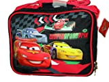 DISNEY CARS INSULATED LUNCH BOX - TOP RACERS $14.99