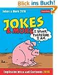 Jokes & More 2016: Englische Witze un...