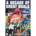 Football Heaven - A Decade Of Great Goals [DVD]