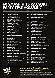 Karaoke Party Time Volume 7 - Sunfly Karaoke DVD
