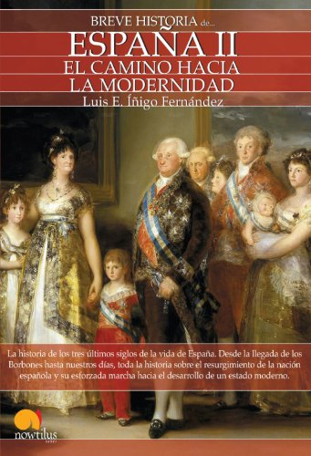 Breve Historia de Espa a II (Spanish Edition)