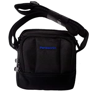 Deluxe Panasonic Carrying Case for Panasonic Lumix FZ200 Digital Camera