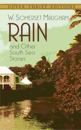 Rain and Other South Sea Stories (Thrift Edition)