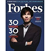 Forbes, January 7, 2013 | [Forbes]