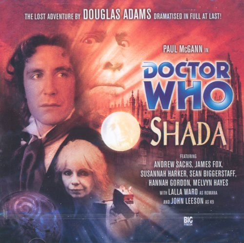 Doctor Who: Shada (8th Doctor version)