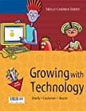img - for Growing with Technology: Red Level (Shelly Cashman) book / textbook / text book