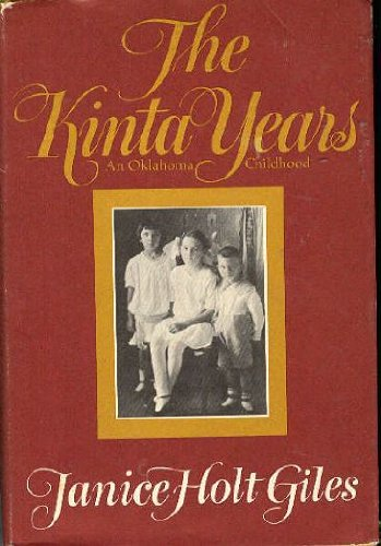 The Kinta Years: An Oklahoma Childhood