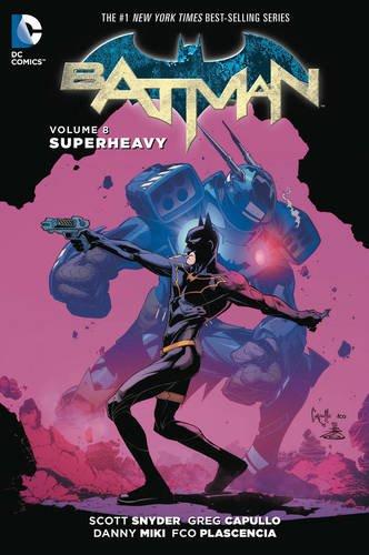 Batman Vol. 8: Superheavy at Gotham City Store