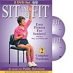 Sit & Be Fit [DVD] [Region 1] [US Imp...
