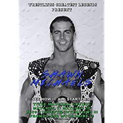 Legends of the Square Circle Shawn Michaels