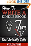 How To Write A Non-Fiction eBook in 7...