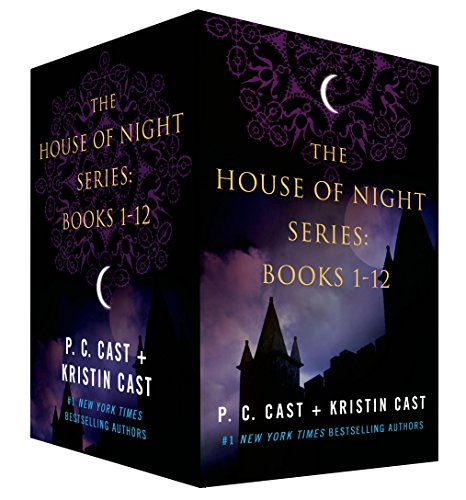 The House of Night Series: Books 1-12 - P. C. Cast