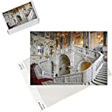 Photo Jigsaw Puzzle of The main staircase at the Winter Palace. St. Petersburg, Russia, Europe from Robert Harding