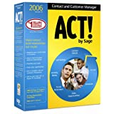 ACT! 2006 Contact and Customer Manager [OLD VERSION] ~ Sage Software