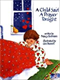 img - for A Child Said A Prayer Tonight book / textbook / text book