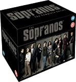 The Sopranos - HBO Complete Season 1-6 (New Packaging) [DVD]