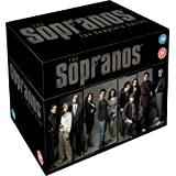 The Sopranos - HBO Complete Season 1-6 (New Packaging) [DVD]by James Gandolfini