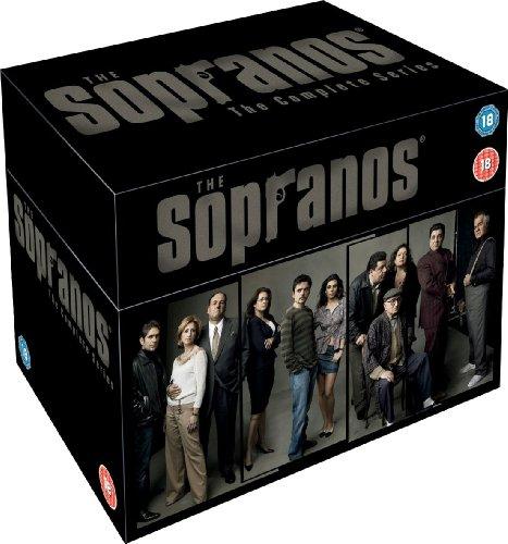 Sopranos-Series 1-6-Complete [Reino Unido] [DVD]
