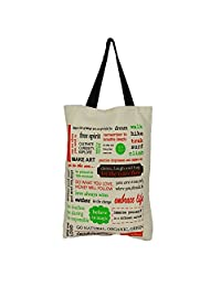 Cotton Canvas Multipurpose Shopping Bag
