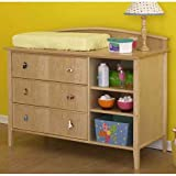 Double-duty changing table/dresser: Downloadable Woodworking Plan