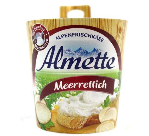 Almette Meerrettich Horseradish Cheese Spread (150g/5.3oz)
