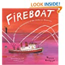 Fireboat: The Heroic Adventures of the John J. Harvey (Picture Puffin Books (Paperback))