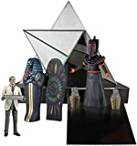 "Underground Toys 5"" Doctor Who Pyramids of Mars 'Priory' Collector's Set"