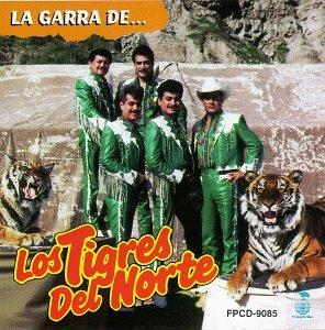 Los Tigres Del Norte - La Garra De - Amazon.com Music