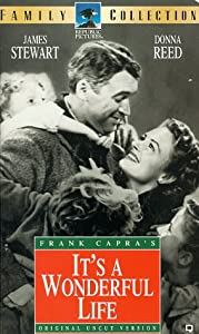 Its Wonderful Life James Stewart Donna Reed Lionel Barrymore Thomas Mitchell Henry Travers