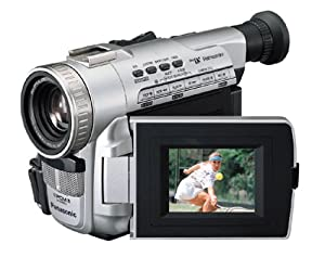 Panasonic PVDV201 MiniDV Digital Camcorder with Built-in Digital Still Mode