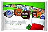 Holiday Shapes Hersheys Chocolate Assortment, 23.1-Ounce Bag
