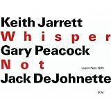 1999 Whisper Not Live