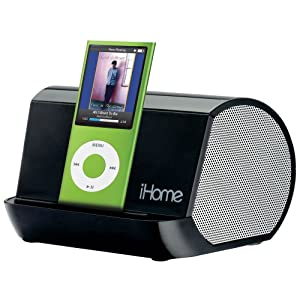 iHome iHM9BC Portable Stereo System for iPod, iPhone and MP3 Players