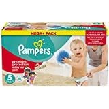Pampers Easy Up nappies Gr.5 Junior 12-18kg plus Mega Pack, 88 pieces