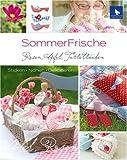 SommerFrische: Rosen, Äpfel, Turteltauben (Sticken, Nähen, Dekorieren) title=