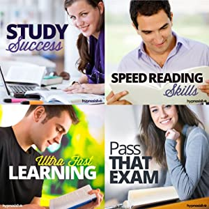 Power Student Hypnosis Bundle: Maximize Your Learning Potential, with Hypnosis | [ Hypnosis Live]